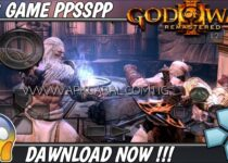 Download God Of War 3 PPSSPP ISO Highly Compressed Zip File Free For Android 1
