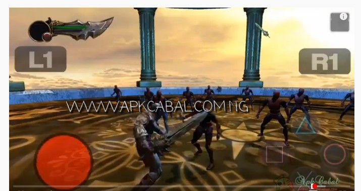 God Of War 3 Highly Compressed For Android Ppsspp