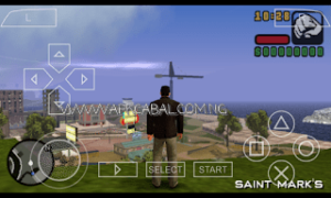 gta liberty city stories ppsspp