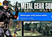 metal gear solid peace walker ppsspp iso