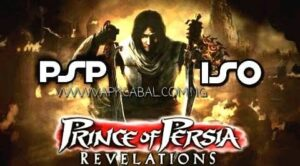 prince of persia revelations ppsspp iso highly