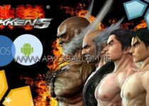 tekken 5 dark resurrection ppsspp