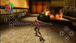 the amazing spider man 2 ppsspp iso