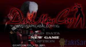Devil May Cry 3 Dantes Awakening Special Edition PS2 highly