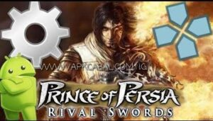 Prince of Persia Rival Swords PPSSPP best settings