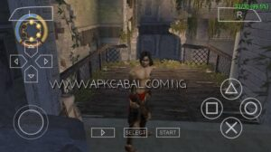 Prince of Persia Rival Swords PPSSPP cheat