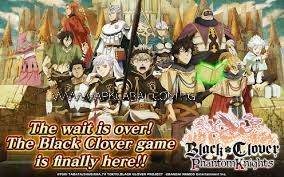 Download Black Clover Phantom Knights Mod Apk 1.2.0 Free For Android 2