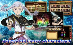 download black clover phantom knights mod
