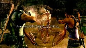 resident evil 5 Android