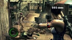 resident evil 5 for shield tv Android