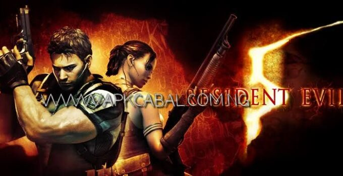 resident evil 5 for shield tv apk