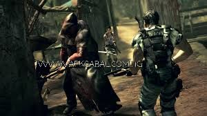 resident evil 5 for shield tv apk obb