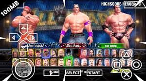 wwe all stars PSP Download