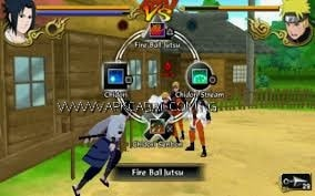 Naruto Shippuden Legends Akatsuki Rising ppsspp iso highly compressed