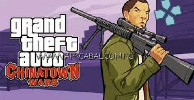gta chinatown wars ppsspp
