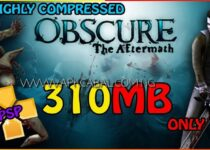 obscure the aftermath ppsspp