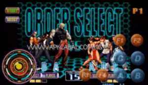 King of Fighters 2002 magic plus APK download Android