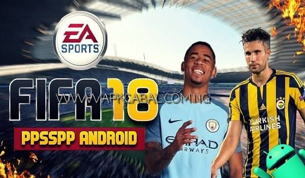 fifa 18 ppsspp