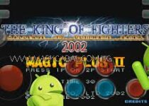 the king of fighter 2002 magic plus 2 apk