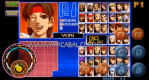 the king of fighter 2002 magic plus 2 apk Android Download