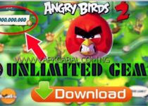 Angry Birds 2 Mod Apk Data Unlimited