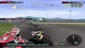 Download Moto GP PPSSPP - Moto GP PSP ISO Highly Compressed 40MB Free 2