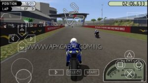 Moto GP PSP ISO Highly Compressed