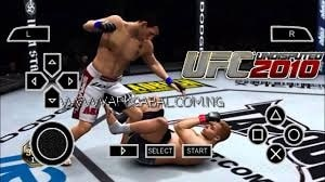 UFC Undisputed 2010 PPSSPP ISO Download