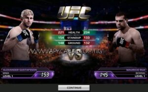 UFC Undisputed 2010 PPSSPP ISO Highly