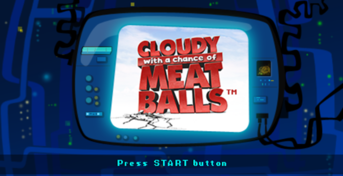 cloudy with a chance of meatballs ppsspp