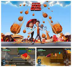 cloudy with a chance of meatballs ppsspp download