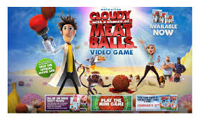 cloudy with a chance of meatballs psp download
