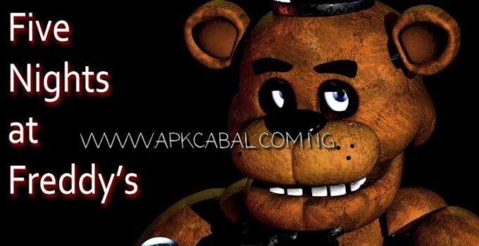 five nights at freddys mod Download