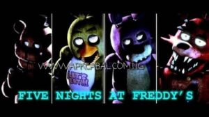 five nights at freddys mod apk all unlocked android