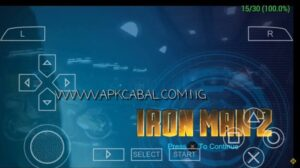 iron man 2 ppsspp highly compressed