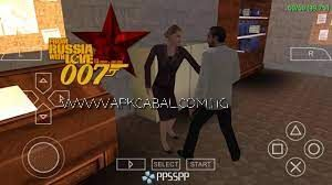 007 from russia with love ppsspp iso highly
