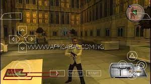 007 from russia with love ppsspp