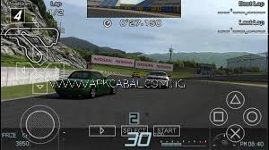 Gran Turismo PSP ISO highly