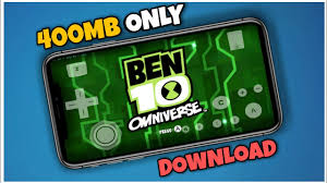 ben 10 omniverse wii iso highly compressed ppsspp