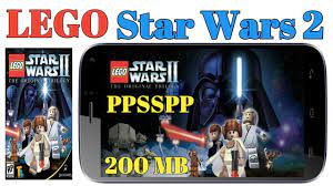 lego star wars 2 ppsspp iso highly compressed download