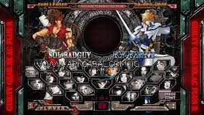 Guilty Gear XX Accent Core Plus PPSSPP ISO highly
