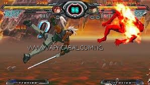 Guilty Gear XX Accent Core Plus PPSSPP