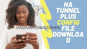 HA Tunnel Plus Config File Free Browsing