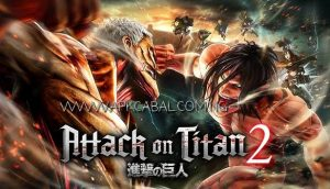 attack on titan 2 ppsspp Download