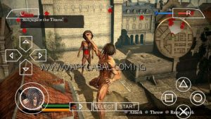attack on titan 2 ppsspp apk Download