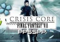 crisis core final fantasy vii psp iso highly