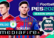 pes 2022 ppsspp Download