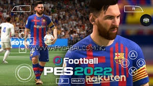 pes 2022 psp iso file Download