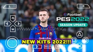 pes 2022 psp iso file for Android