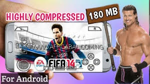 Download FIFA 14 PPSSPP